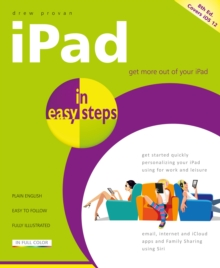 iPad in easy steps, 8th edition, EPUB eBook