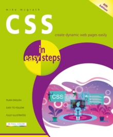 CSS in easy steps, Paperback / softback Book