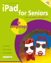 iPad for Seniors in easy steps, 9th edition, EPUB eBook