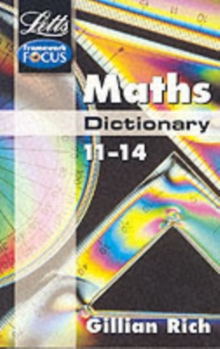 Maths Dictionary Age 11-14, Paperback Book