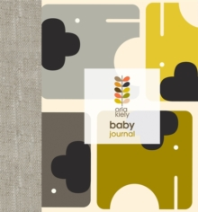 Orla Kiely Baby Journal, Spiral bound Book