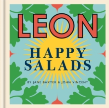 Happy Leons: LEON Happy Salads, Hardback Book