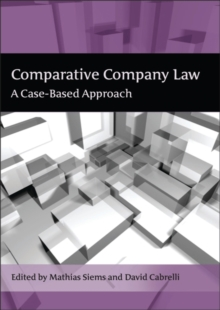 Comparative Company Law : A Case-Based Approach, Paperback Book