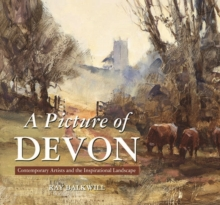 A Picture of Devon, Hardback Book