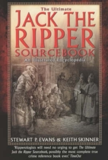 The Ultimate Jack the Ripper Sourcebook, Paperback / softback Book