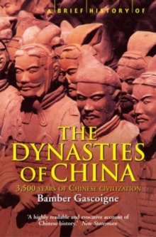 A Brief History of the Dynasties of China, Paperback / softback Book