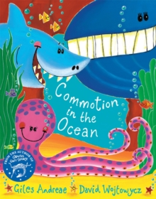 Commotion in the Ocean Board Book, Paperback / softback Book