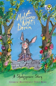 A Shakespeare Story: A Midsummer Night's Dream, Paperback Book