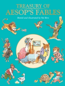 Treasury of Aesop's Fables, Hardback Book