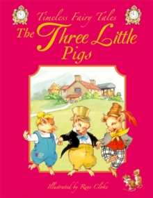 The Three Little Pigs, Paperback Book