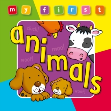 My First : Animals, Paperback Book