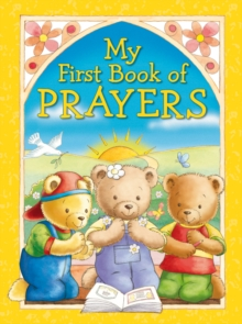 My First Book of Prayers, Hardback Book