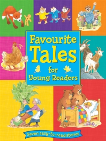 Favourite Tales for Young Readers, Hardback Book