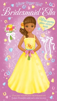Bridesmaid Ella, Mixed media product Book