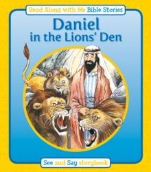 Daniel in the Lion's Den, Paperback Book