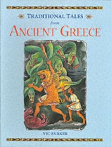 TRADITIONAL TALES ANCIENT GREECE, Paperback / softback Book