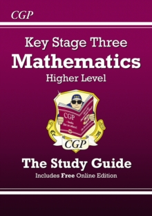 KS3 Maths Study Guide - Higher, Paperback / softback Book