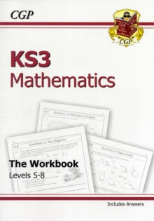 KS3 Maths Workbook (with Answers) - Higher, Paperback Book