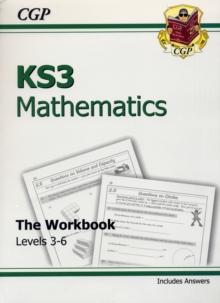 KS3 Maths Workbook (with Answers) - Foundation, Paperback Book