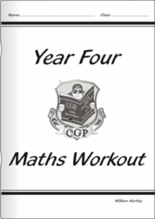 KS2 Maths Workout - Year 4, Paperback Book