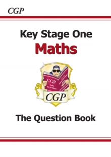 KS1 Maths Question Book, Paperback Book