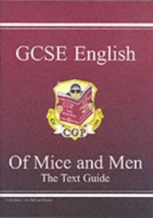 GCSE English Text Guide - Of Mice and Men, Paperback Book
