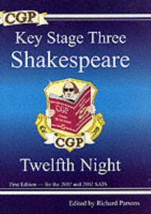 KS3 English Shakespeare Text Guide - Twelfth Night, Paperback / softback Book
