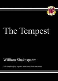 KS3 English Shakespeare the Tempest Complete Play (with Notes) : The Complete Play, Paperback / softback Book