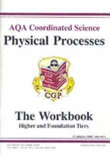 GCSE AQA Coordinated Science : Physical Processes Workbook, Paperback Book