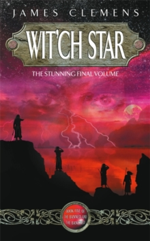 Wit'ch Star : The Banned and the Bannished Book Five, Paperback / softback Book