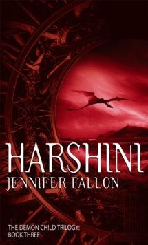 Harshini : The Demon Child Trilogy Book Three, Paperback Book