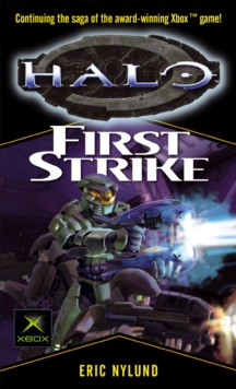 Halo: First Strike, Paperback Book