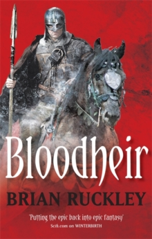 Bloodheir : The Godless World: Book 2, Paperback / softback Book