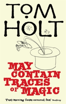 May Contain Traces Of Magic, Paperback / softback Book