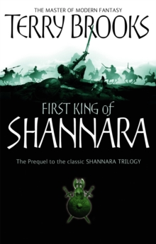 The First King Of Shannara, Paperback / softback Book