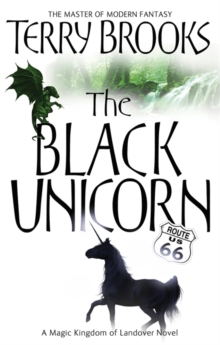 The Black Unicorn : The Magic Kingdom of Landover, vol 2, Paperback Book