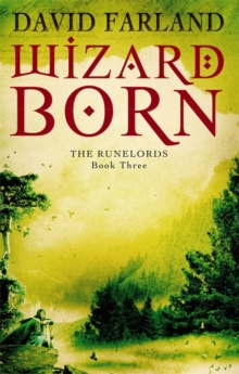Wizardborn : Book 3 of the Runelords, Paperback Book