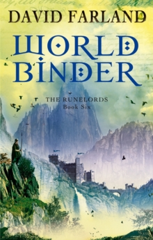 Worldbinder : Book 6 of the Runelords, Paperback Book