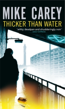 Thicker Than Water : A Felix Castor Novel, Paperback Book