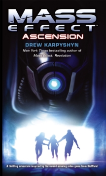 Mass Effect: Ascension, Paperback / softback Book