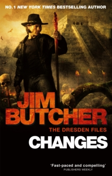 Changes : The Dresden Files, Book Twelve, Paperback / softback Book