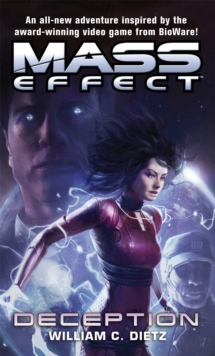 Mass Effect: Deception, Paperback Book