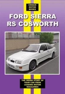 Ford Sierra RS Cosworth, Paperback / softback Book