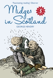 Midges in Scotland, Paperback / softback Book