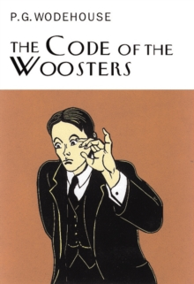 The Code Of The Woosters, Hardback Book