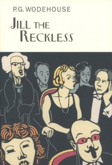Jill the Reckless, Hardback Book