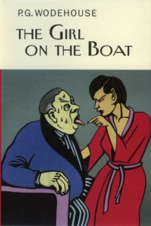The Girl on the Boat, Hardback Book