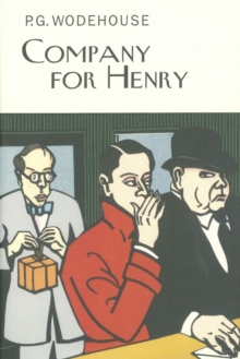 Company for Henry, Hardback Book