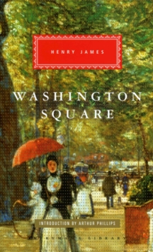 Washington Square, Hardback Book