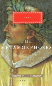 The Metamorphoses, Hardback Book